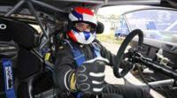 Quentin Gilbert al WRC2 con un Ford Fiesta R5