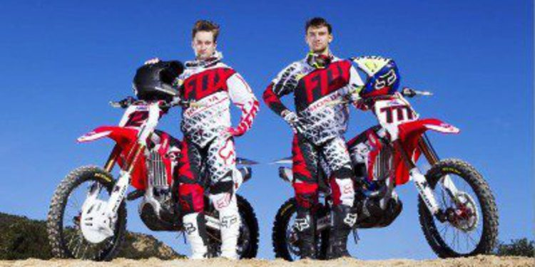 Honda presenta a su equipo de MXGP para 2014