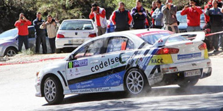 Se cierra el calendario del CERA con el Rally de El Bierzo