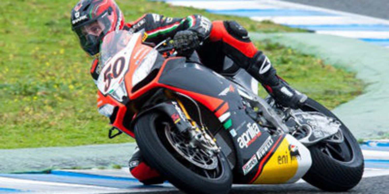 El test WSBK de Jerez acaba con declaraciones