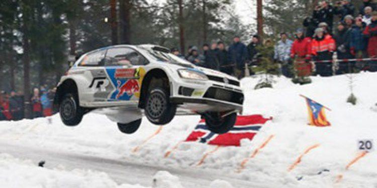 Jari-Matti Latvala gana el Rally de Suecia y lidera el WRC