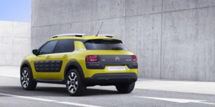 Citroën C4 Cactus, todas las imágenes y vídeos