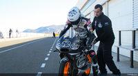 Test privado en Almería para pilotos de Moto2 y Moto3
