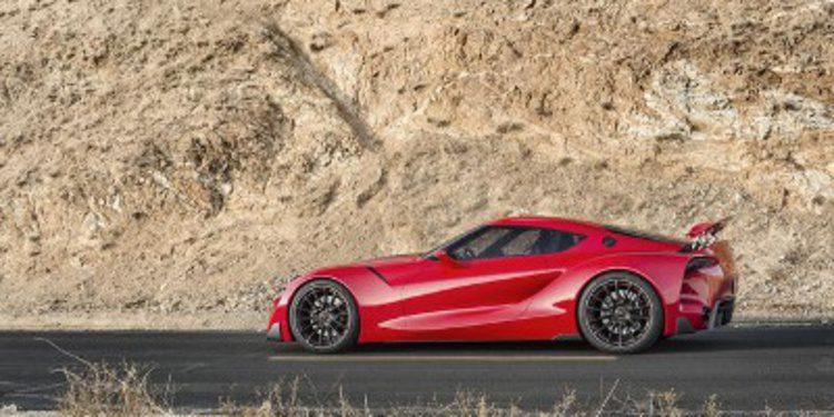 Lo que nos depara el nuevo Toyota Supra