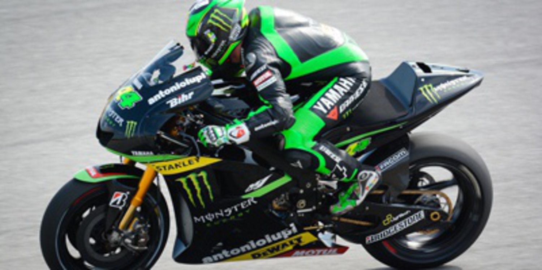 Pol Espargaró se estrena en MotoGP satisfecho