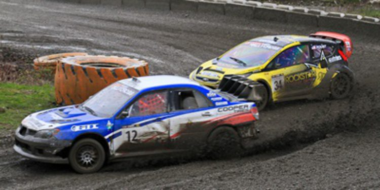 El Global Rallycross 2014 confirma todo su calendario