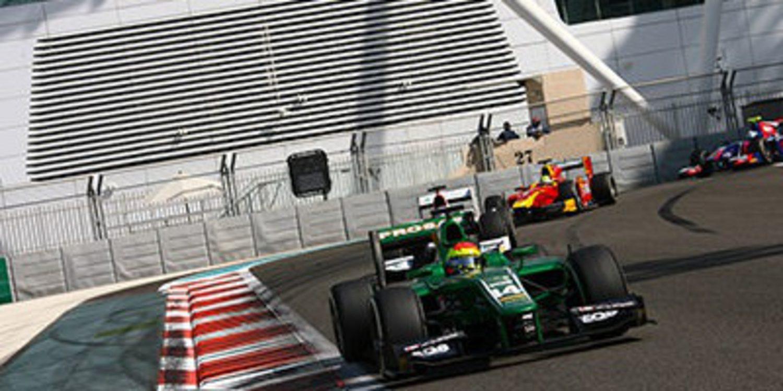 Sergio Canamasas en conversaciones con varios equipos de GP2