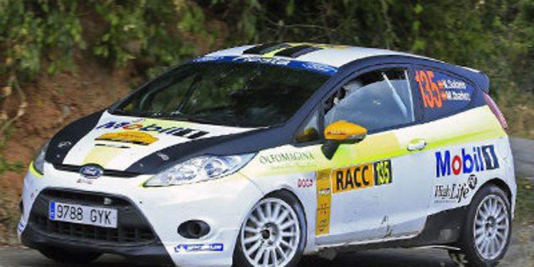 Nil Solans disputará el WRC en la Drive DMACK Fiesta Cup