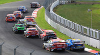 Presentaciones en los V8 Supercars, parte I