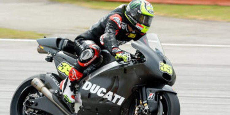 Ducati sigue valorando la opción 'Open' para 2014