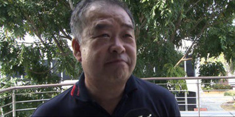 """Nakamoto: """"La RCV1000R necesita más tiempo"""""""