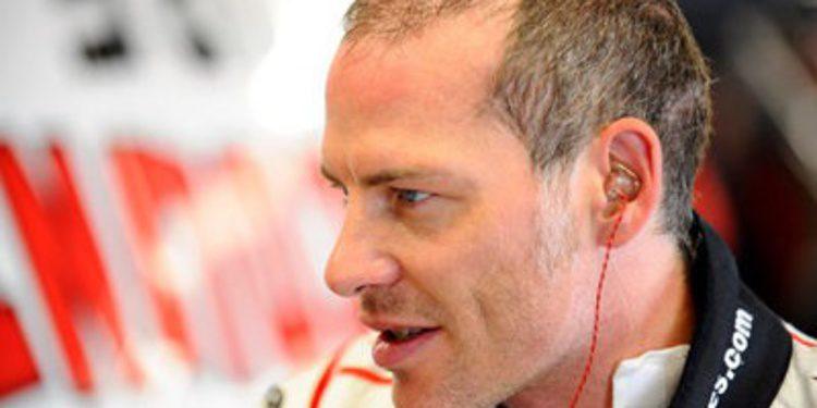 Jacques Villeneuve estará en el Mundial de Rallycross 2014