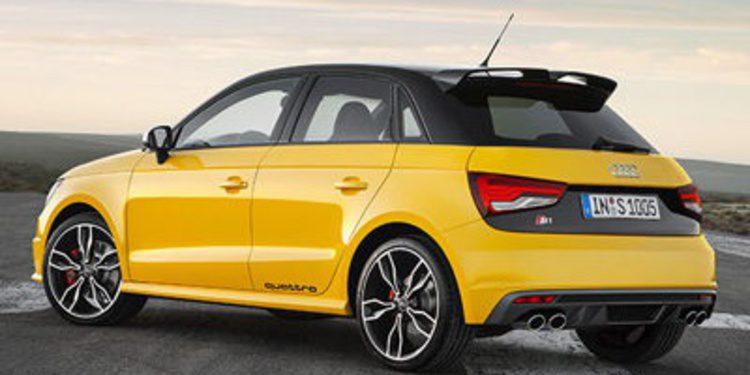 Audi S1 y S1 Sportback: compactos muy juguetones