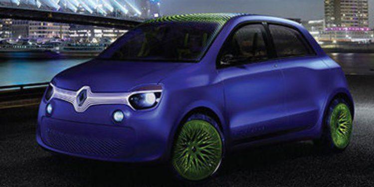 El nuevo Renault Twingo está a punto de nacer
