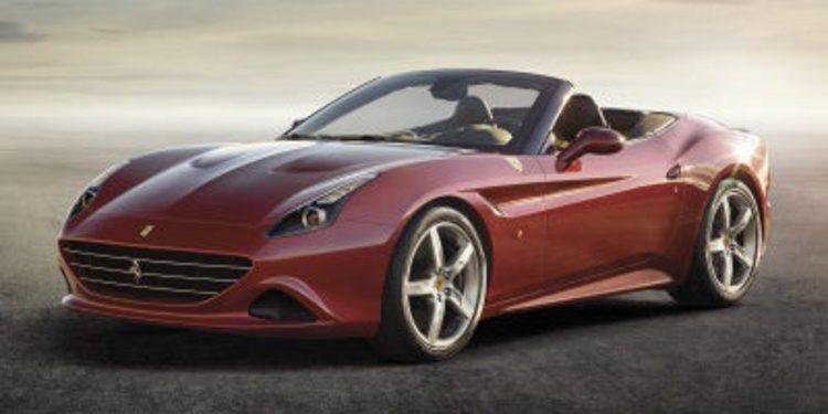 Así es el renovado Ferrari California T
