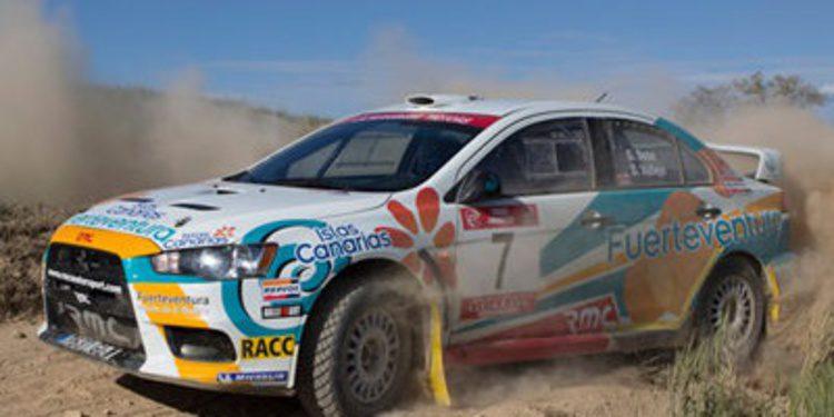 Gustavo Sosa es el quinto español en el WRC 2014