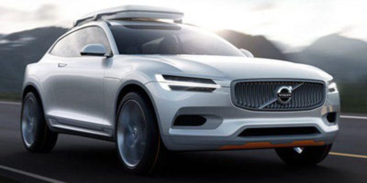Volvo presentará un nuevo concept en Ginebra