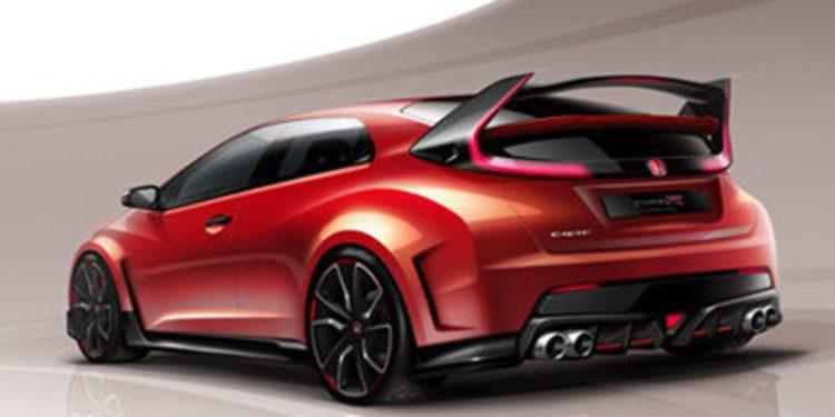 Honda llevará el Civic Type R al Salón de Ginebra