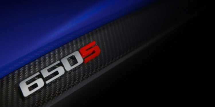 McLaren anuncia el nuevo 650S