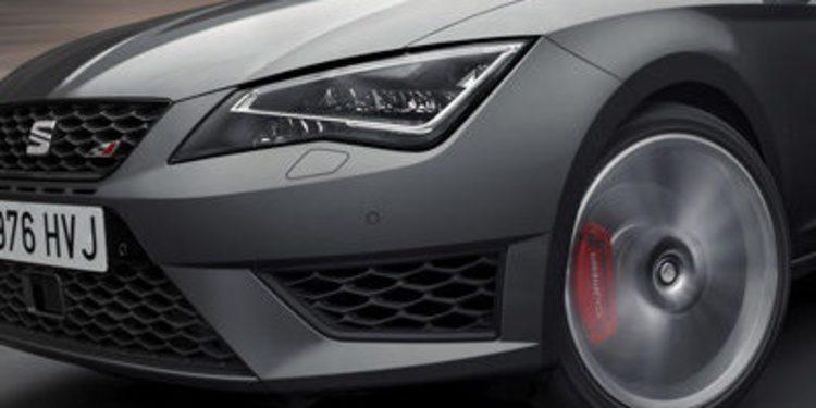 El Seat León Cupra 2014 será tuyo desde 31.440 euros