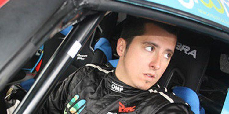 Fran Cima retorna al CERA con un Seat León Supercopa