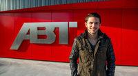 Lucas Di Grassi y Daniel Abt pilotos de Audi Sport Abt en la Formula E
