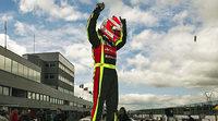 Ander Vilariño en la K&N Pro Series East en Watkins Glen