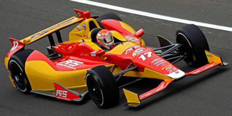 Sebastian Saavedra correrá la IndyCar con KV Racing