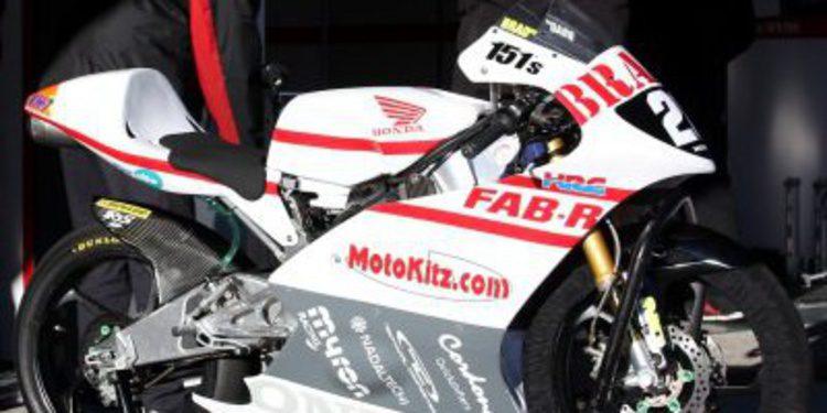 El Team Larresport confirma a Quero y Cresson para Moto3