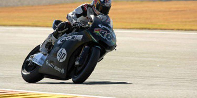 Viñales y Miller cierran el test de Moto2 y Moto3 en Valencia al frente