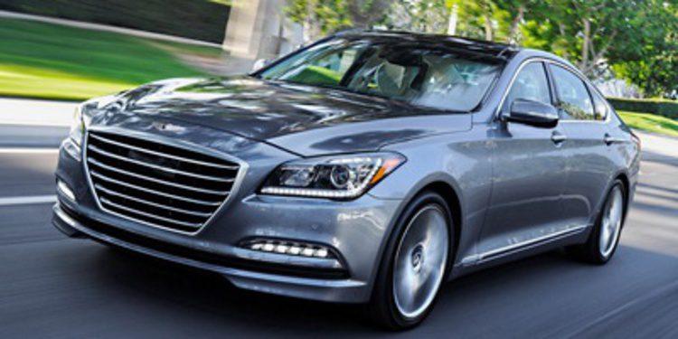 El nuevo Hyundai Genesis se 'pasea' por Nürburgring