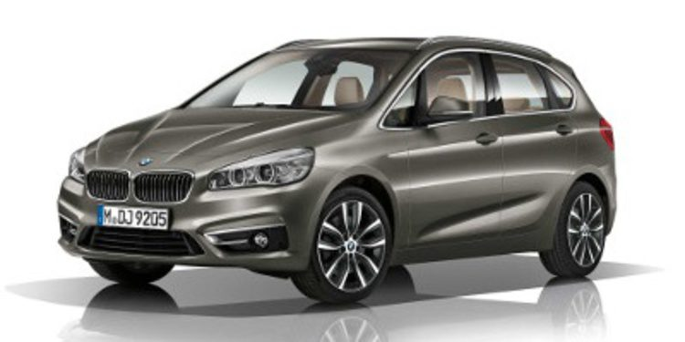 BMW presenta el Serie 2 Active Tourer definitivo