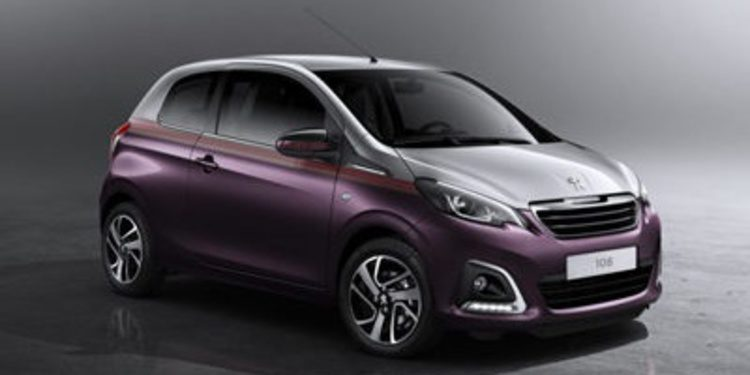 Llega el nuevo Peugeot 108