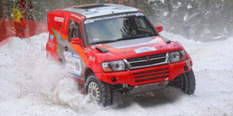 Yazeed Al-Rajhi gana la primera etapa de la Baja Rusia