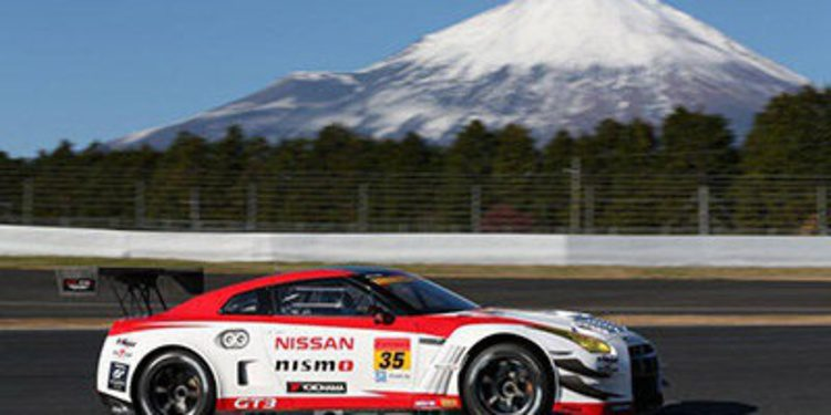 Lucas Ordoñez correrá el Super GT japonés