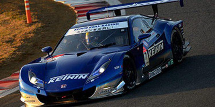 Vídeo: Así será el Super GT japonés en 2014