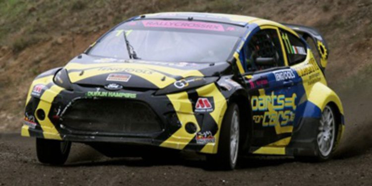 Eurosport UK emitirá el Mundial de Rallycross 2014