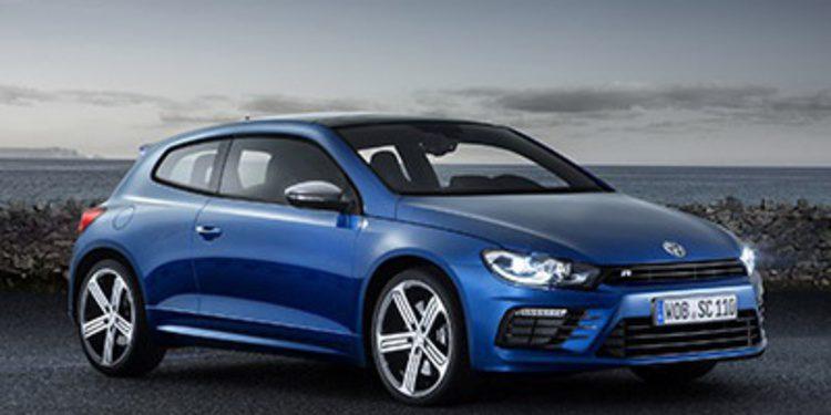 Lavado de cara para el Volkswagen Scirocco