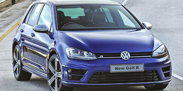 Descubierto el Volkswagen Golf R 5 puertas