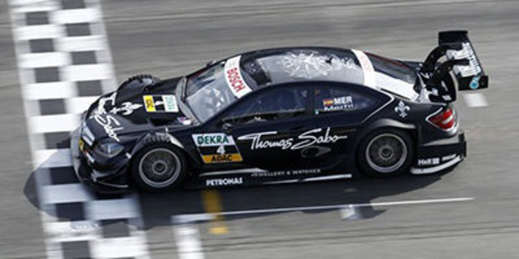 Roberto Merhi estará en Cheste con Zeta Corse