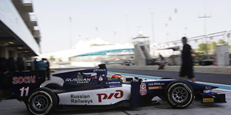 Motorpark abandona el proyecto de RUSSIAN TIME
