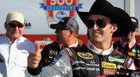 Austin Dillon logra la pole en Daytona