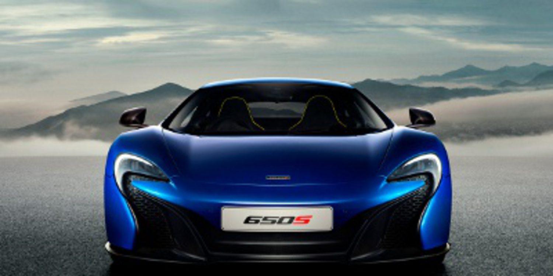 Nuevo McLaren 650S, más datos e imágenes