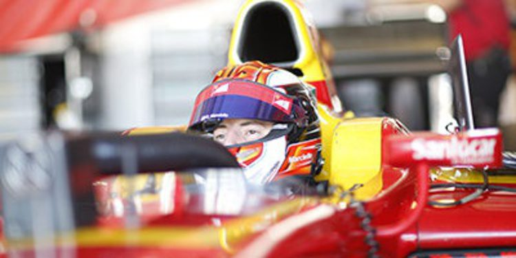 Raffaele Marciello confirmado en Racing Engineering