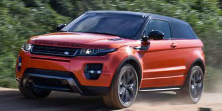 Land Rover engalana más a su popular Evoque