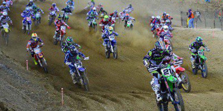 Kawasaki domina el MX Internacional de Montevarchi