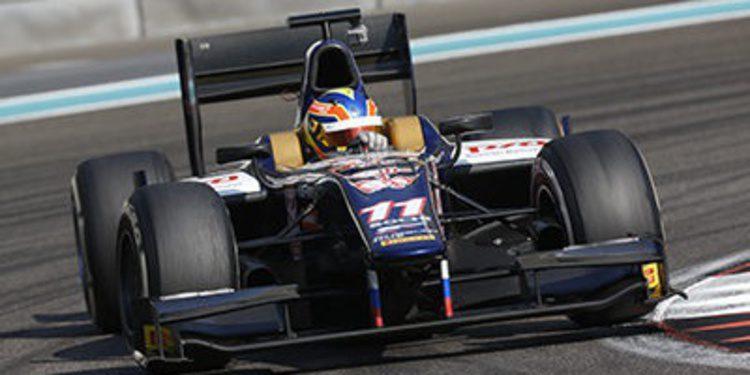 iSport regresa con RUSSIAN TIME y anuncia su alineación en GP2