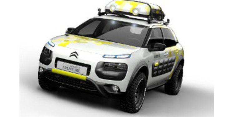 Novedades de Citroën para el Salón de Ginebra