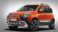 Nuevo Fiat panda 4x4 Cross