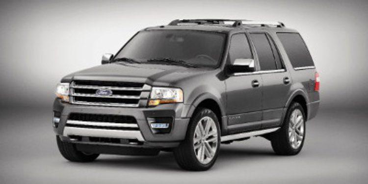 Ford renueva el gigantesco SUV Expedition